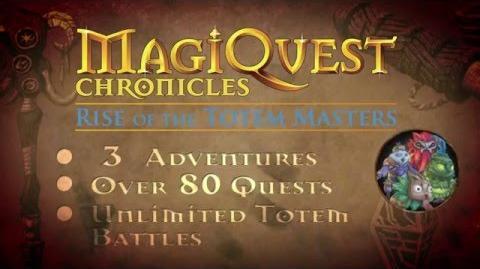 MagiQuest Chronicles - Official Trailer (2016)