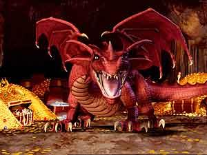 Magiquest dragon