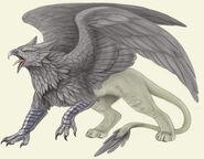 Gryphon-grey large