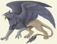 Gryphon-black large