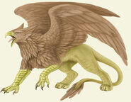 Gryphon-brown large