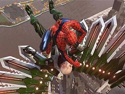 Spider-Man Vs. Vulture