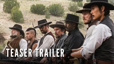 THE MAGNIFICENT SEVEN - Teaser Trailer (HD)