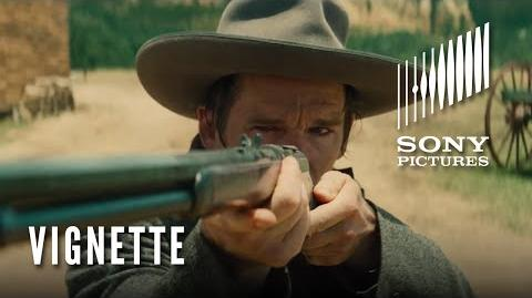 THE MAGNIFICENT SEVEN Character Vignette - The Sharpshooter