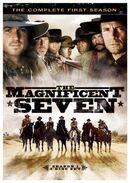 The Magnificent Seven Season 1 DVD cover
