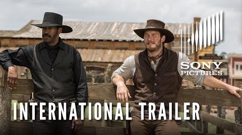 THE MAGNIFICENT SEVEN – International Trailer (HD)