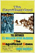 The Magnificent Seven poster 2