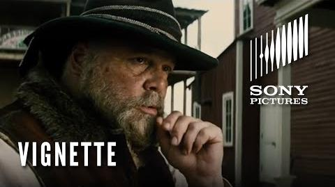 THE MAGNIFICENT SEVEN Character Vignette - The Hunter