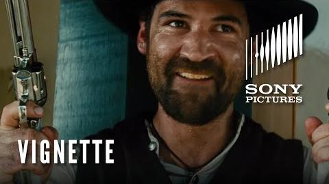THE MAGNIFICENT SEVEN Character Vignette - The Outlaw