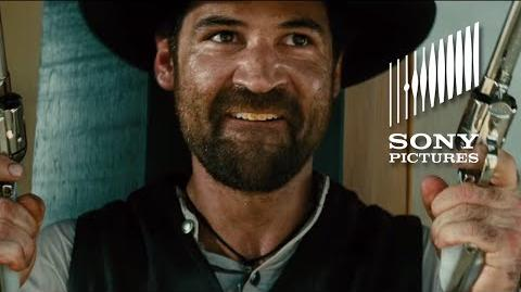THE MAGNIFICENT SEVEN - The Seven (In Theaters September 23)