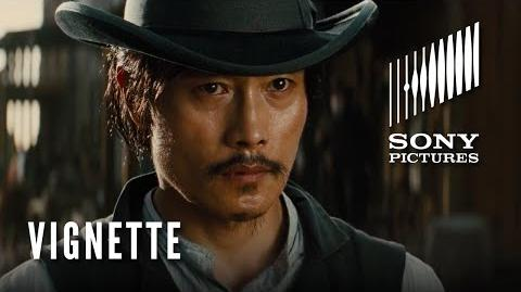 THE MAGNIFICENT SEVEN Character Vignette - The Assassin