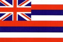 Flag - Hawaiian