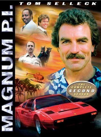 File:Magnum PI (1980, Season 2).jpg