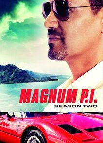 Magnum PI (2018, Season 2) DVD