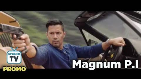 "Magnum P.I. ""Welcome Back to Paradise"" Promo"