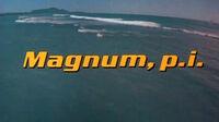 Magnum PI (1980)