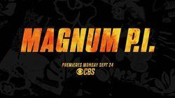 Magnum, P.I. (2018) promo
