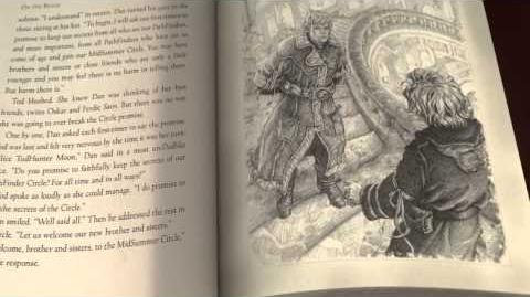 TodHunter Moon Book 1 Pathfinder by Angie Sage Official Book Trailer