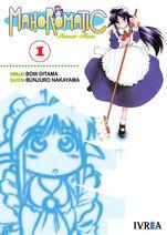 Mahoromatic manga 1