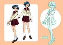 Sakura Miyuki apariencia