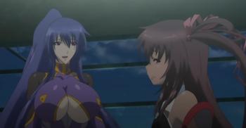Rinko and Yukikaze