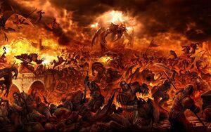 War in the Underworld