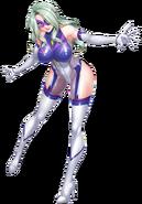 Snake Lady (Kaiju World War)