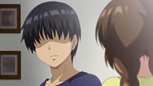 Kazuhiro as a human
