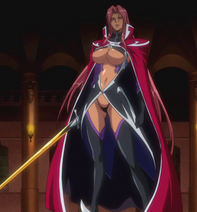 Ingrid (hell knight outfit)
