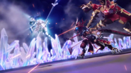 Amatsu destroys Ichibanspear