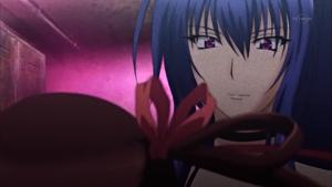 Rinko convinces Yukikaze