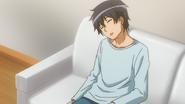 Nozomu sleeping