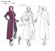Oboro Koukawa Concept Art 1