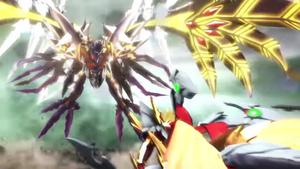 Azathoth-Omega roaring