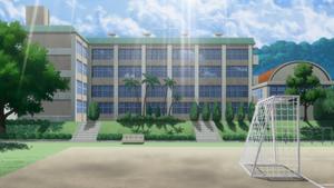 Higashizaka Kitano High School