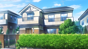 Aki's house