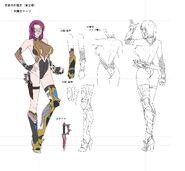 Oboro Koukawa Concept Art 2