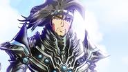 Yukimura in his cursed armor