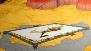 Sandrat trampoline fail