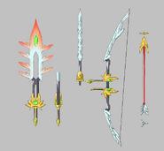 Bandaios weapon
