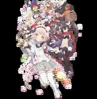 2nd Key Visual Anime