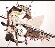Monoshiri Mi-chan Fanart 1