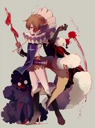 Maruino Halloween Pukin