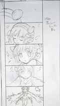 Anime Episode 1 story board part 1