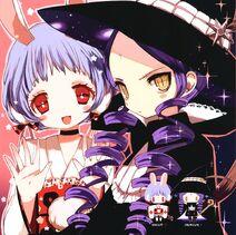 Fanbook Hana and Mana