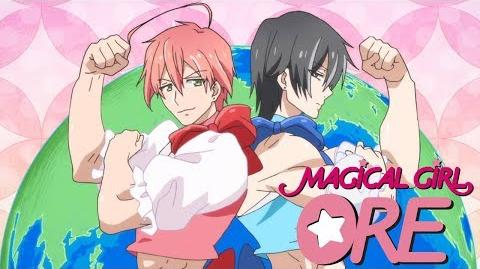Magical Girl Ore - Official Opening
