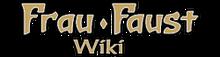 Frau Faust Wiki-wordmark