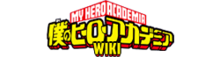 Boku no Hero Academia Wiki-wordmark
