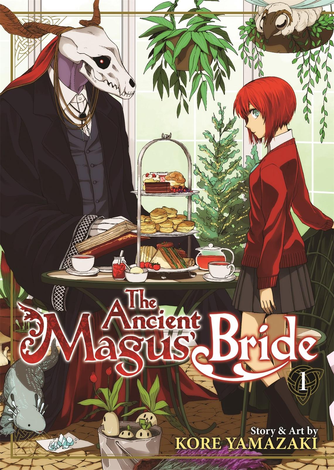 ancient magus manga