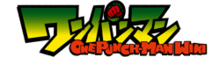 One Punch Man Wiki-wordmark